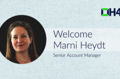 Welcome Marni Heydt