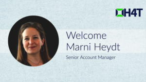 Welcome Marni Heydt