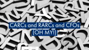 CARC and RARC